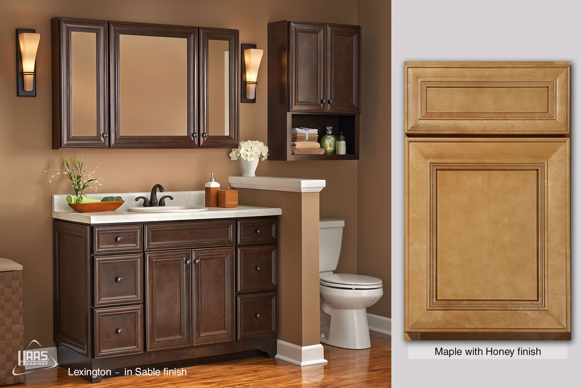 Lexington Haas Cabinet Vanity