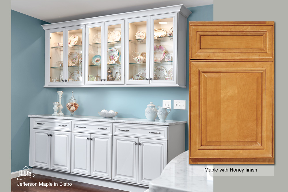 Jefferson Maple Hutch